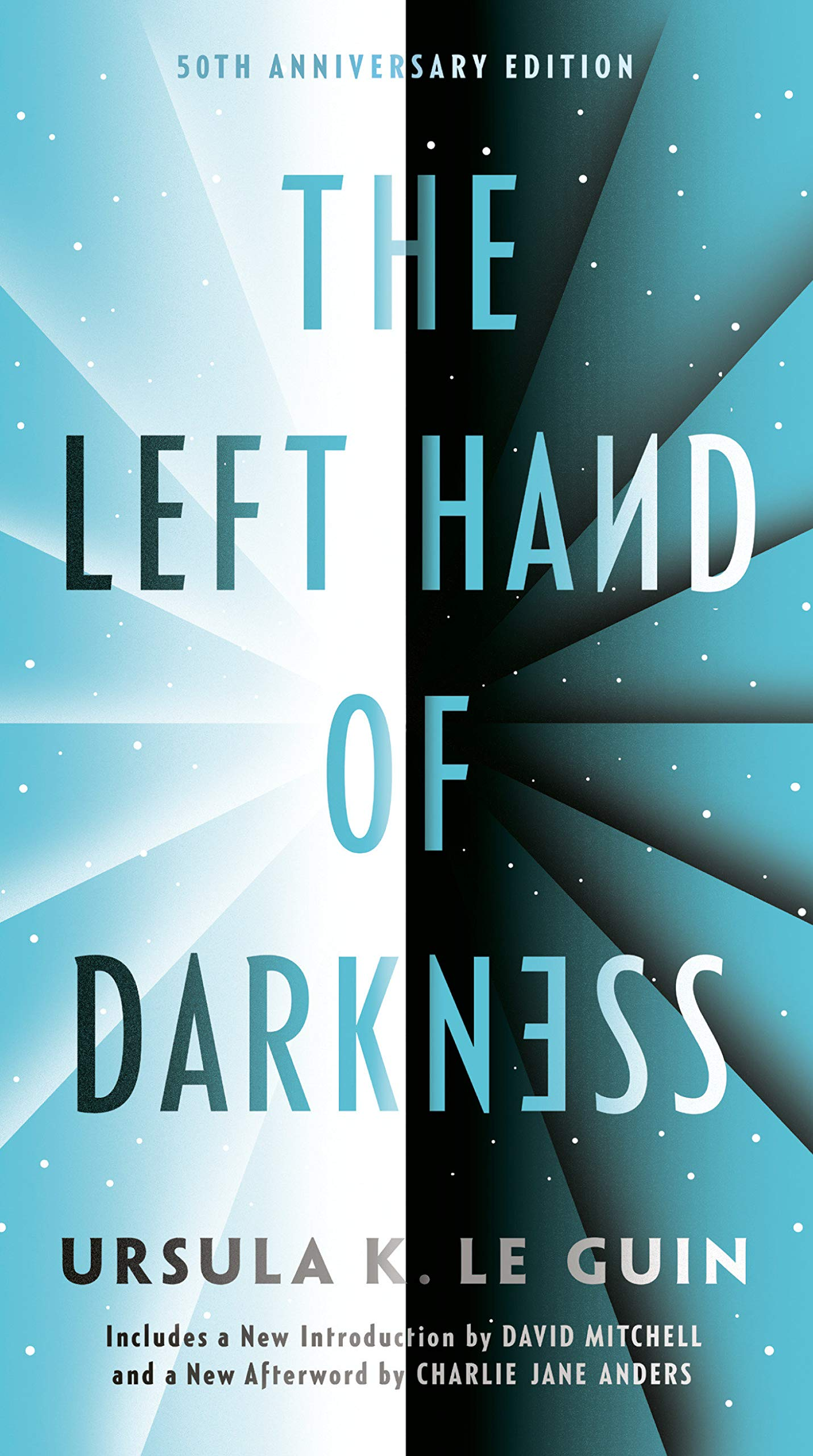 """Bad Broads Book Club: """"The Left Hand of Darkness"""""""