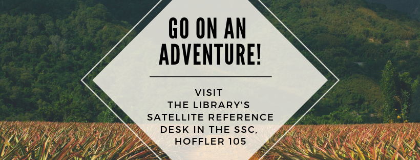 Satellite Reference Desk Hoffler 105