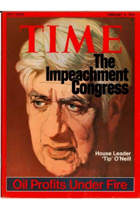 Time cover April 1974