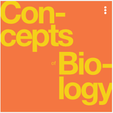 Concepts of Biology textbook
