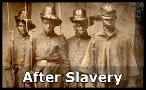 """After Slavery"" LDHI logo"