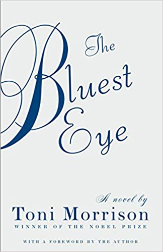 Bluest Eye by Toni Morison book cover image