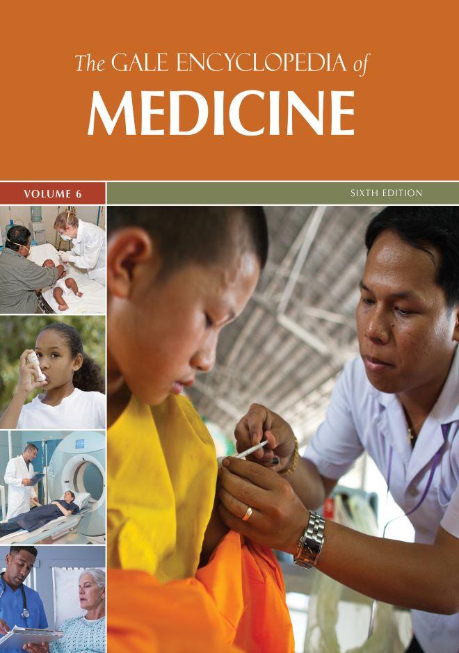 Image of Gale Encyclopedia of Medicine