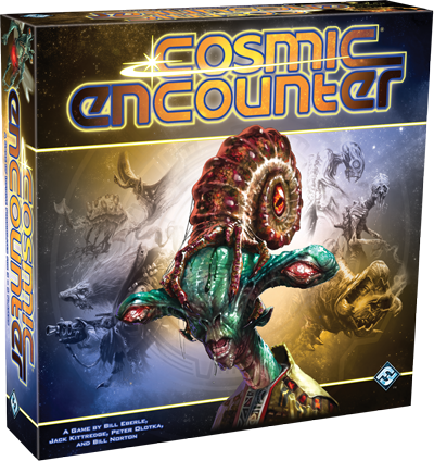 cosmic encounter 2011 edition box art