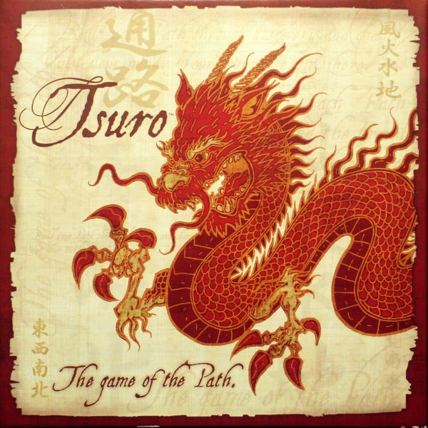 tsuro cover art