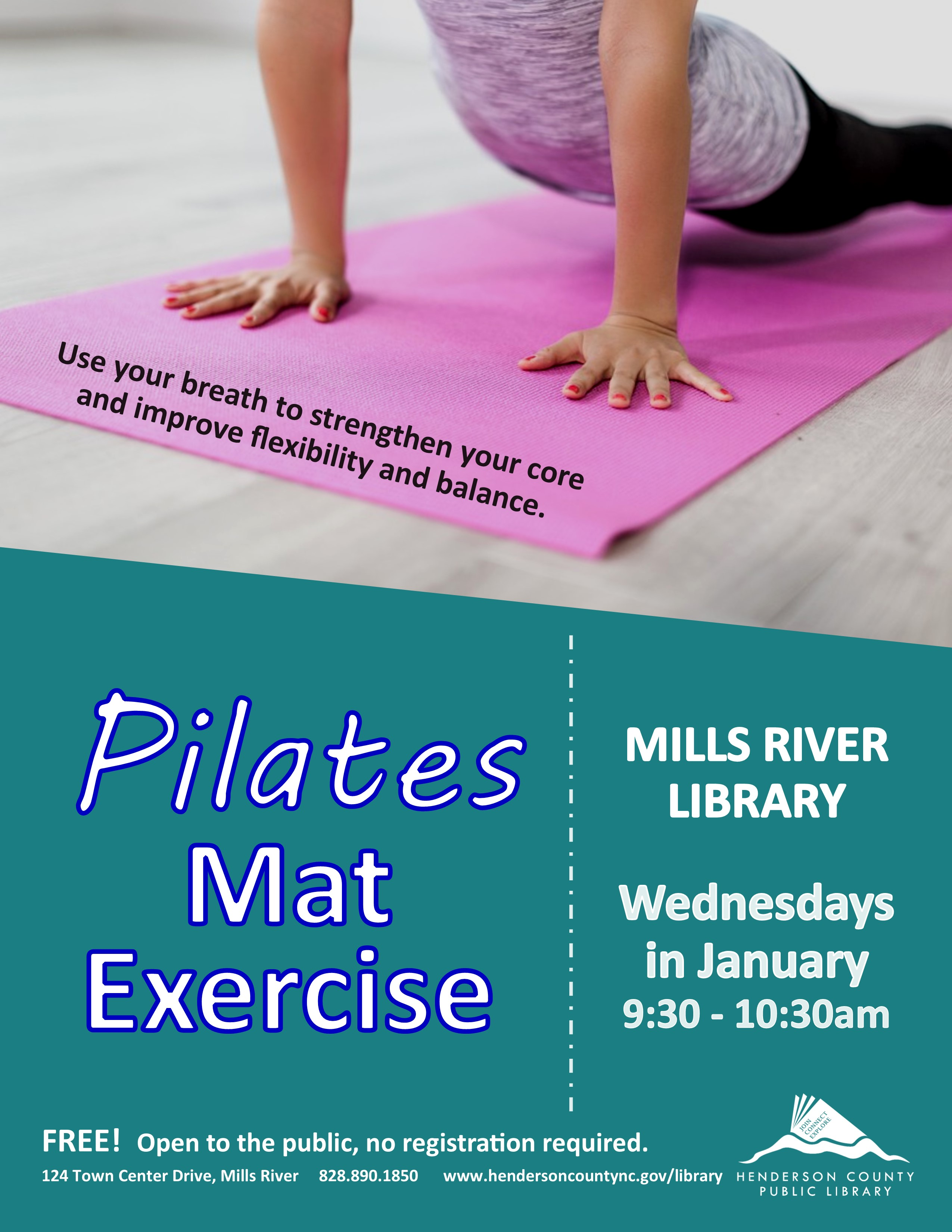 Pilates Mat Exercise