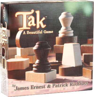 Box cover of Tak