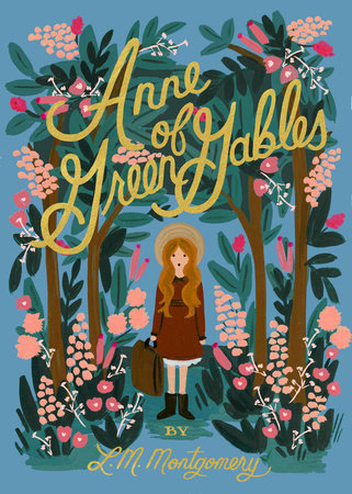 Book cover of Anne of Green Gables