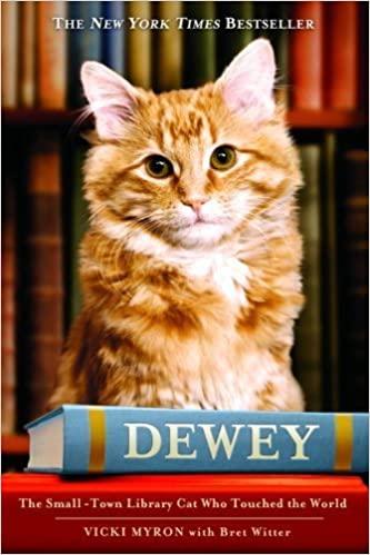 Book cover of Dewey