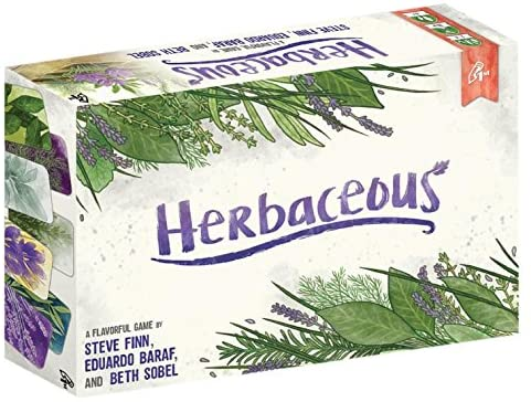 Herbaceous box cover