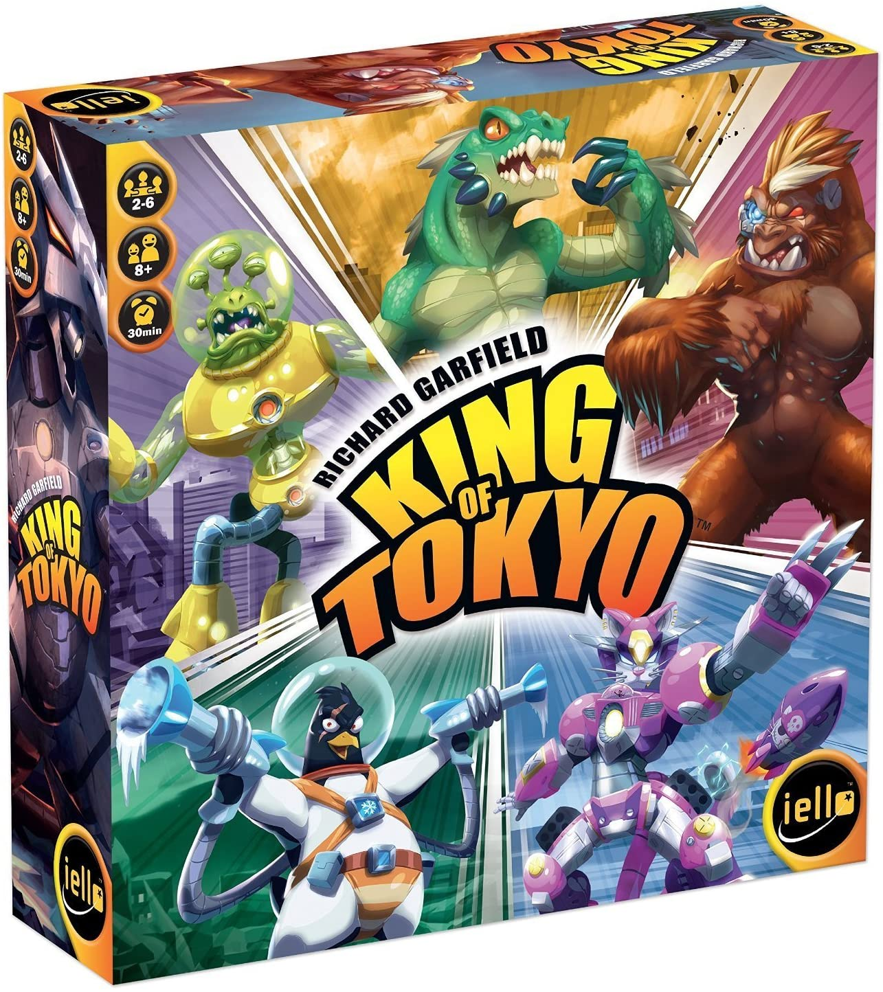 Picture of the board game.