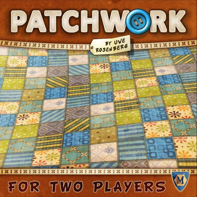 Box cover of Patchwork