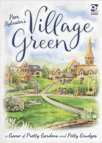 Box cover for Village Green