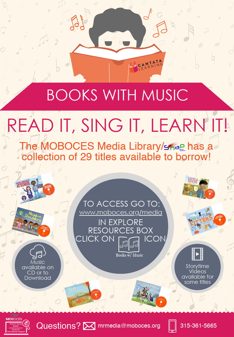 Books With Music Collection