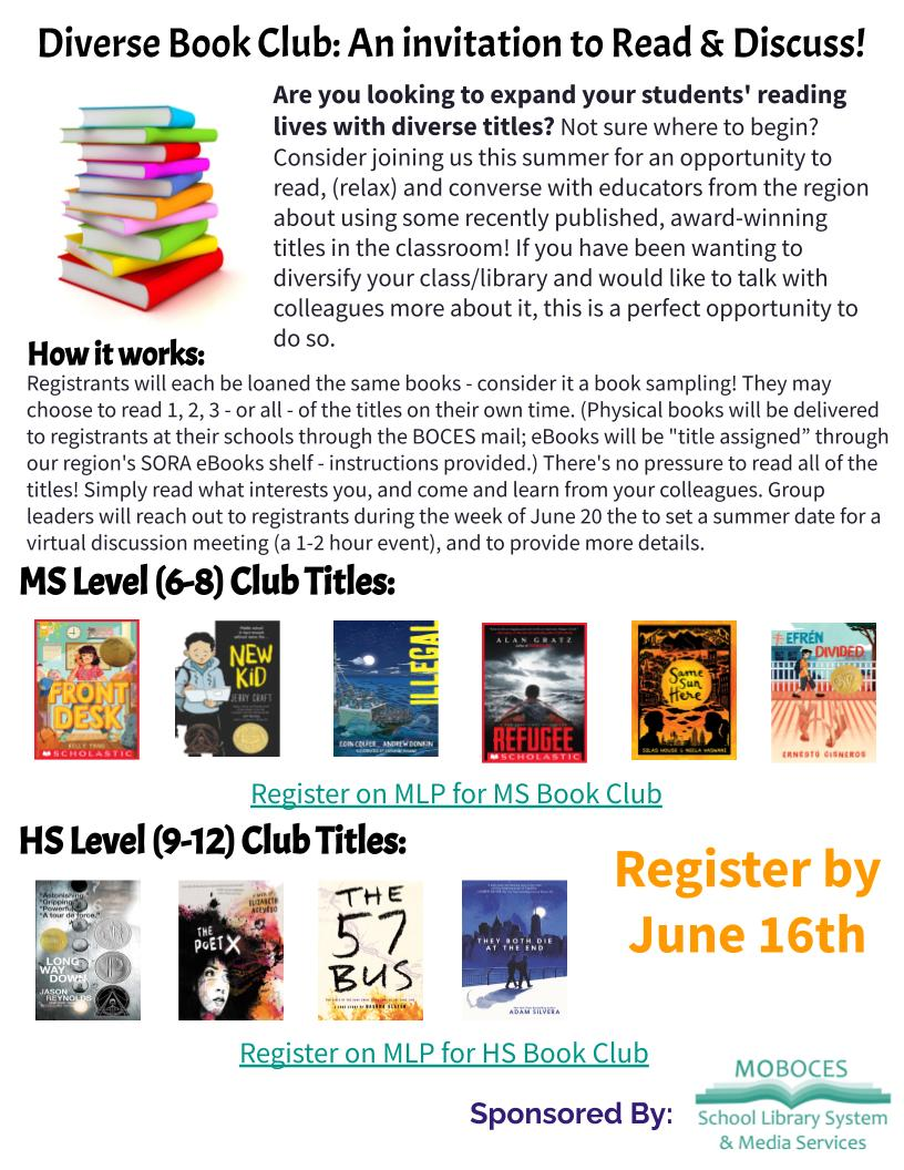 Diverse Book Club