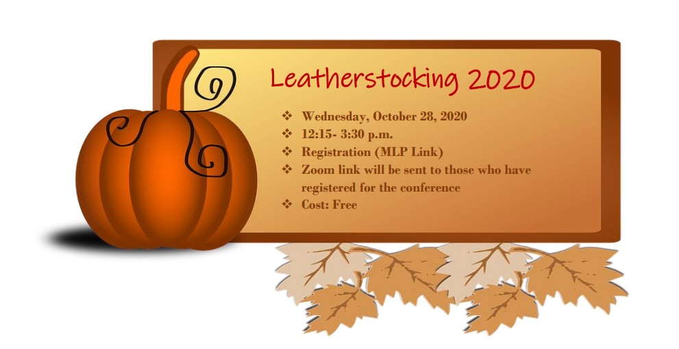 Leatherstocking 2020 Virtual Conference