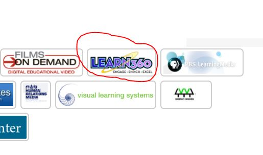 Click on Learn 360 icon