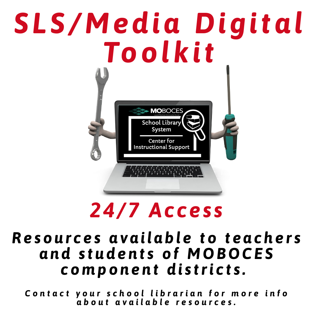 SLSMedia Digital Resources Toolkit