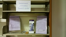Pamphlets and brochures about government documents