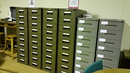 microfiche cabinets