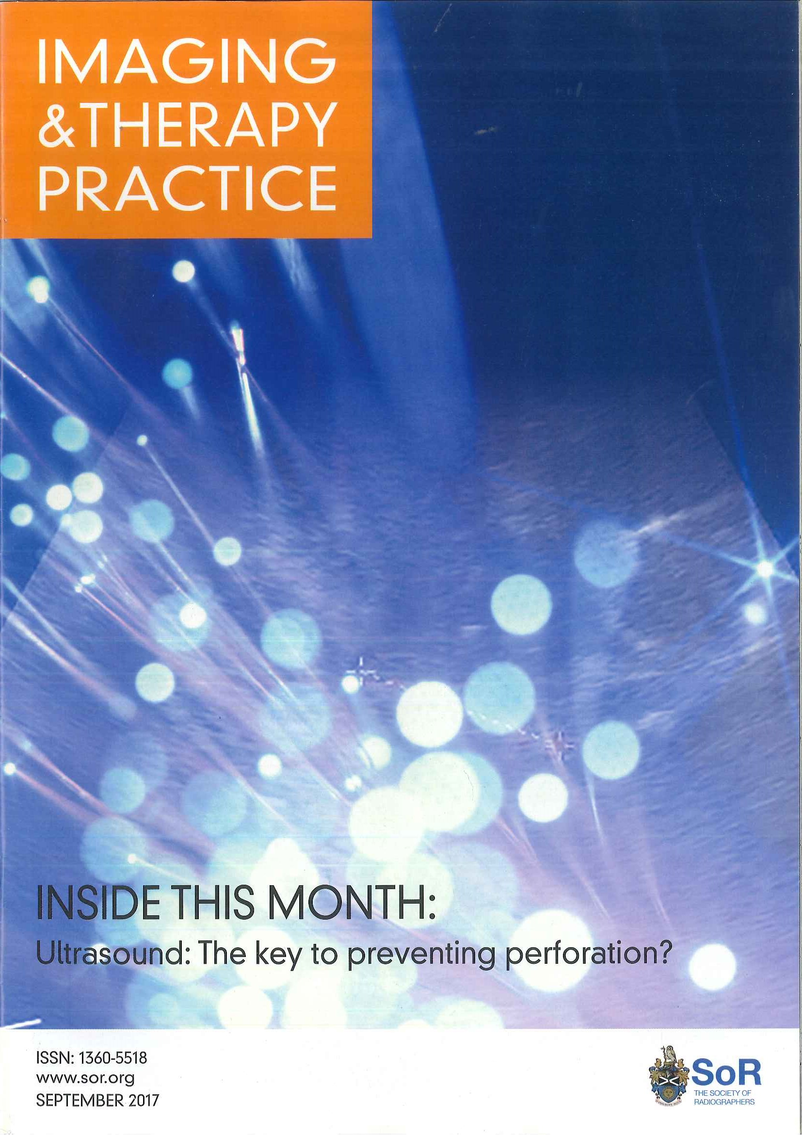 Imaging & therapy practice
