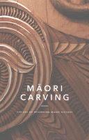 Book maori carving