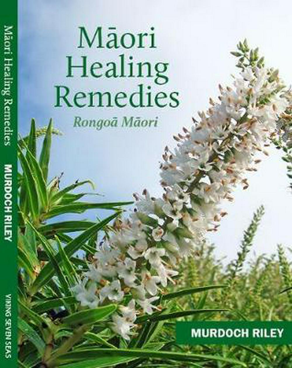 Book Maori healing remedies