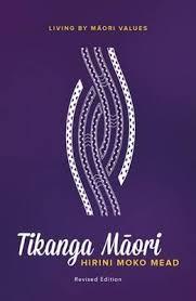 Book Tikanga Maori