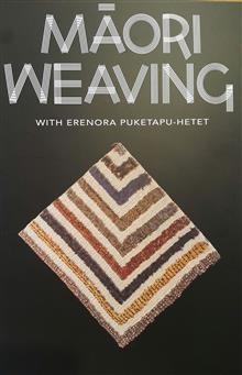 Book Maori weaving