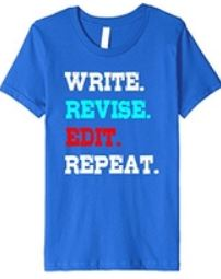 write revise edit repeat