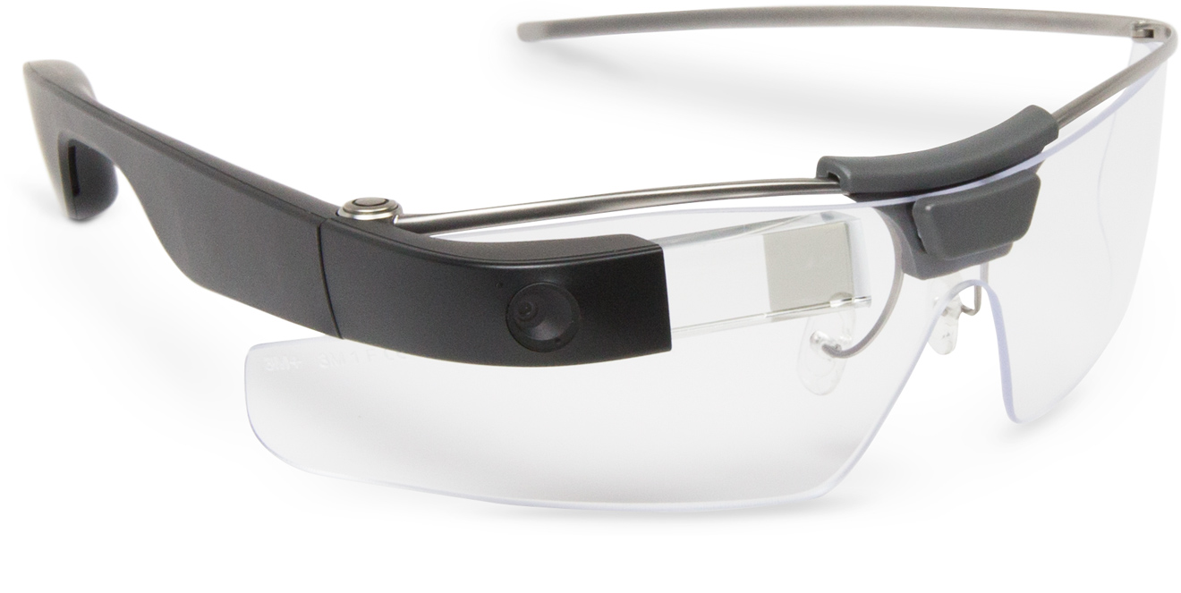 example of the google glass headset
