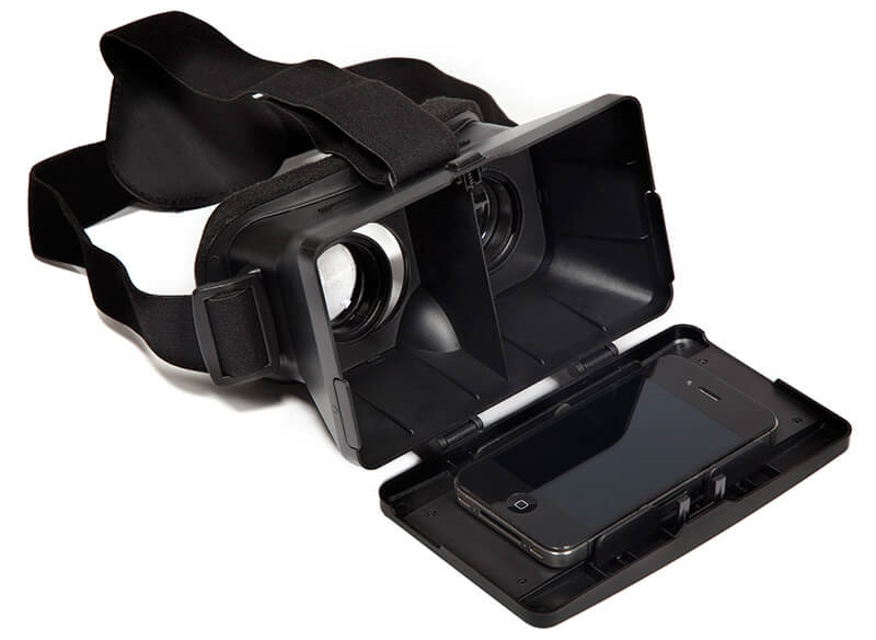 example of a phone vr headset