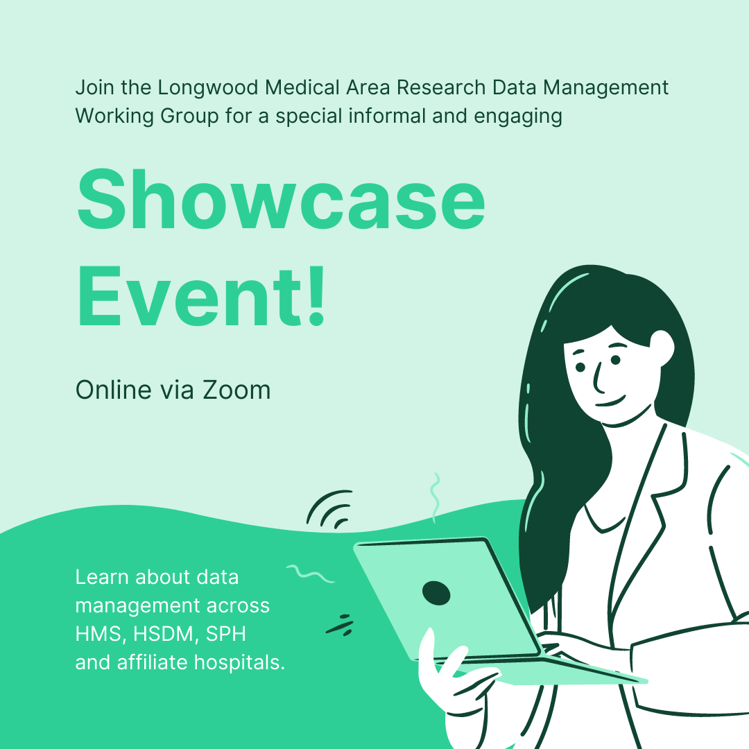 Data Management Showcase: Connecting & Strengthening RDM for the LMA
