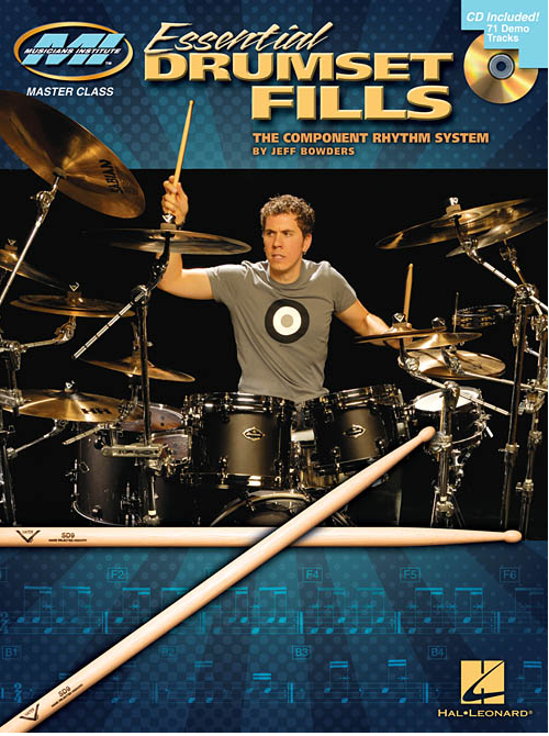 Essential Drumset Fills: the Component Rhythm System