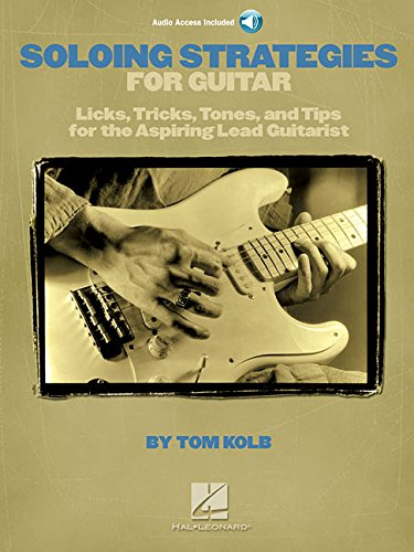 Soloing Strategies for Guitar - BkOnline Audio