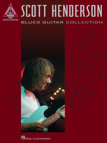 Scott Henderson Blues Guitar Collection (Guitar Recorded Version)