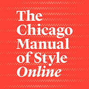 Link to the Chicago Manual of Style