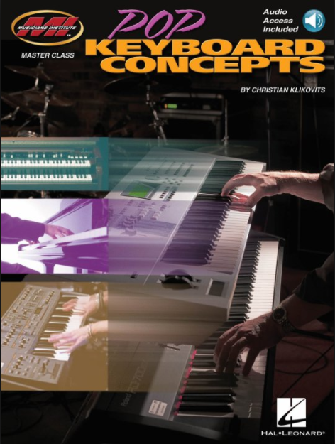 Pop Keyboard Concepts: Musicians Institute Master Class