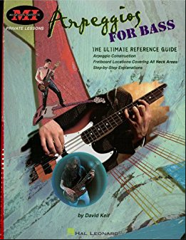 Arpeggios for Bass: The Ultimate Reference Guide