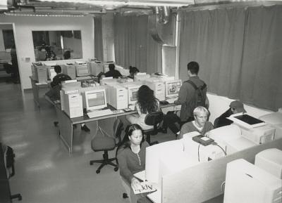 1997 Westchester Campus computer lab