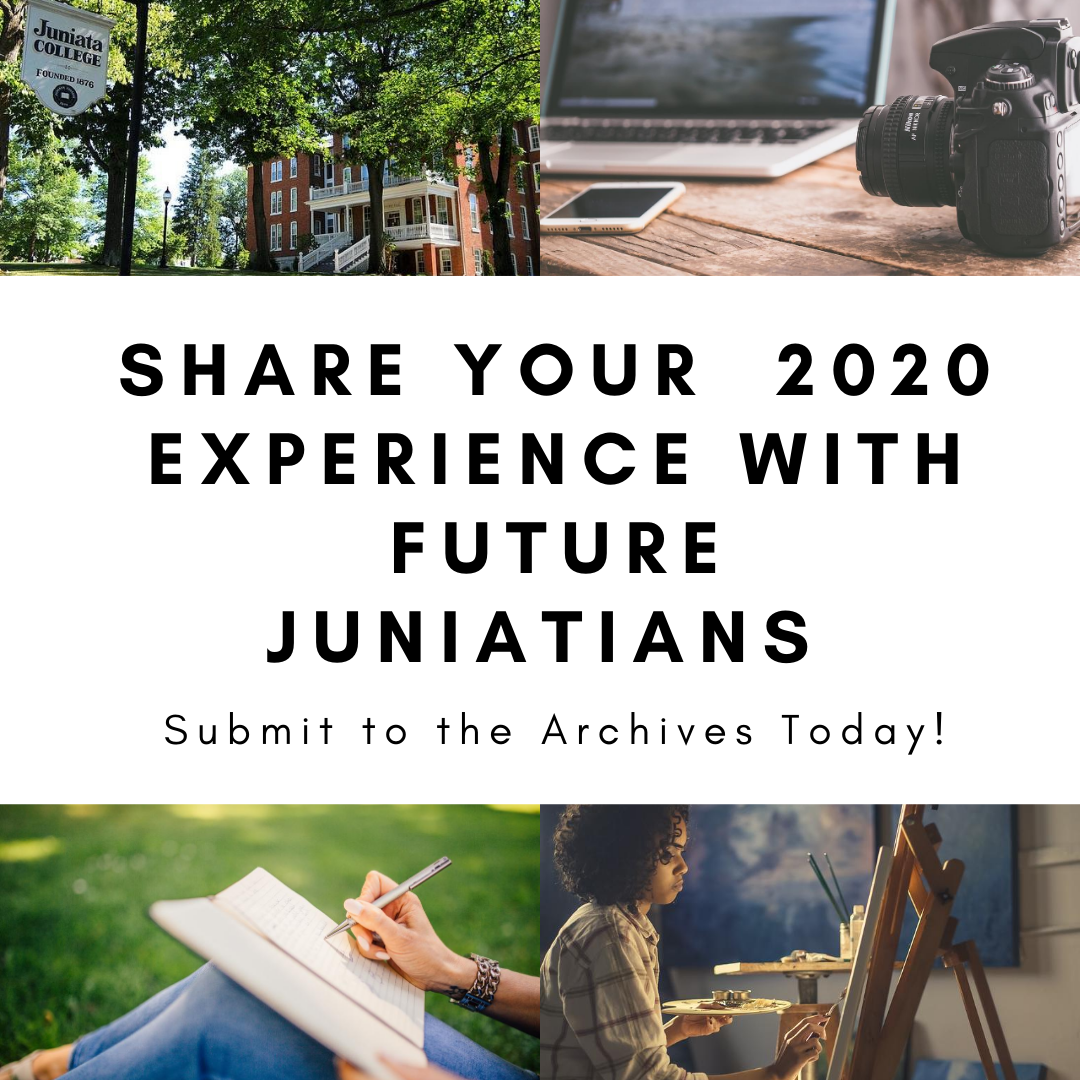 Share your 2020 Experience with Future Juniatians