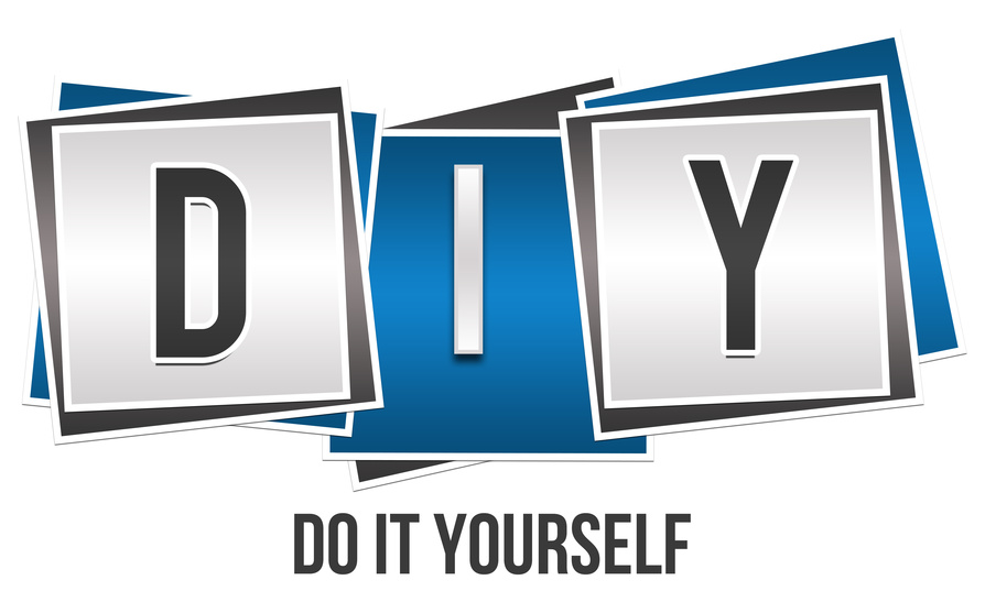 DIY Do It Yourself icon