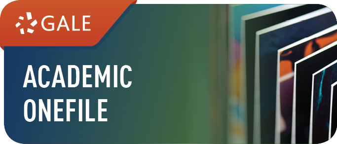 Gale Academic OneFile logo