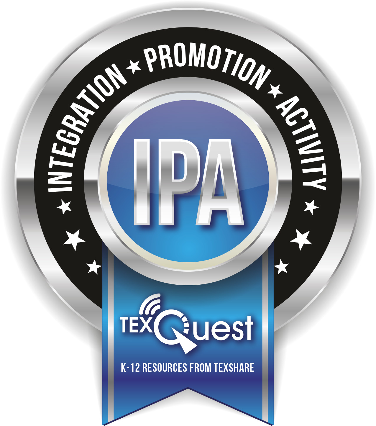 TexQuest IPA Integration and Promotion Activities icon