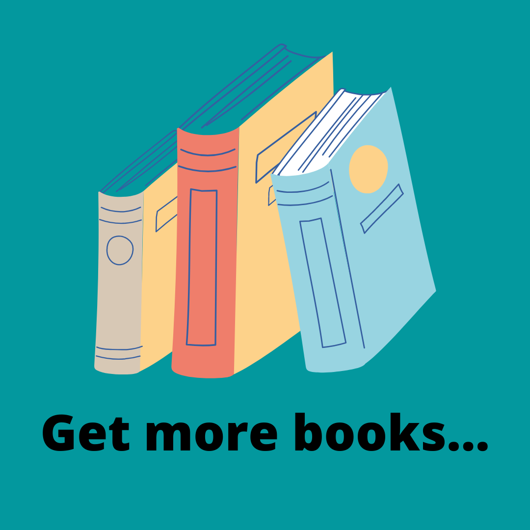 Get more books from the public libraries.