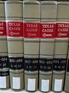 South Western Reporter: Texas Cases, 2d