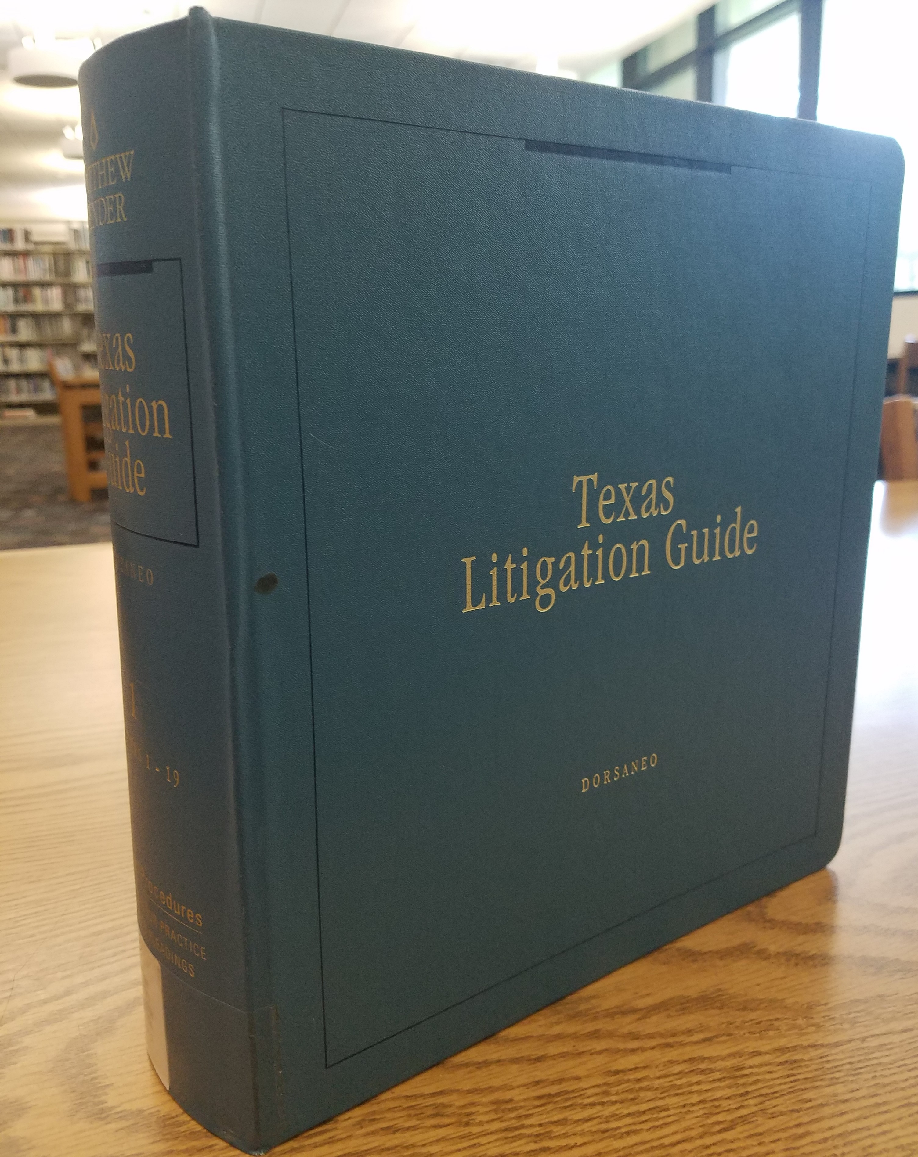 Texas Litigation Guide