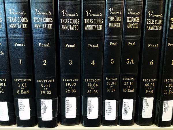 Vernon's Texas Statutes and Codes Annotated