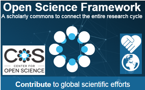 Open Science Framework Logo
