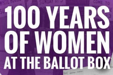 Smithsonian Magazine: 100 Years of Suffrage